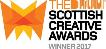 The Drum Scottish Creative Awards Finalist 2017
