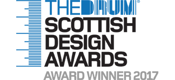The Drum Scottish Design Awards Winner 2017